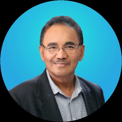 Dr. Pieter Sahertian, M.Si <br/>